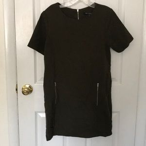 One Clothing LA olive dress size S